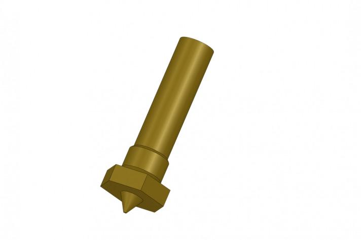 3B Baskı Kiti Enjektörü (Yedek Parça)