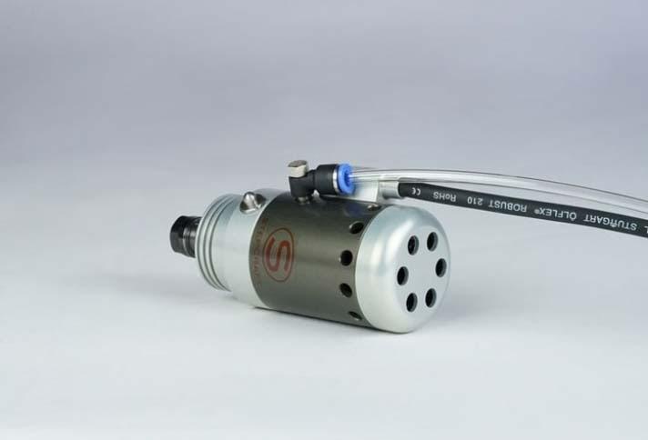 Stepcraft HF 500 wat Spindle