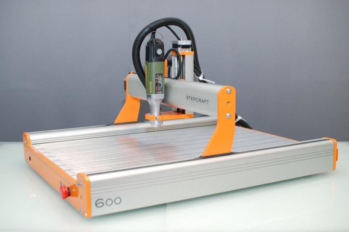 T-Tabla Stepcraft 2/600