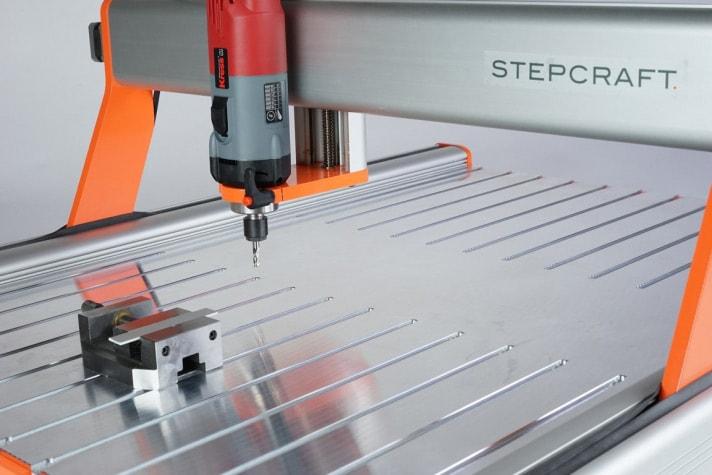 T-Tabla Stepcraft 2/840